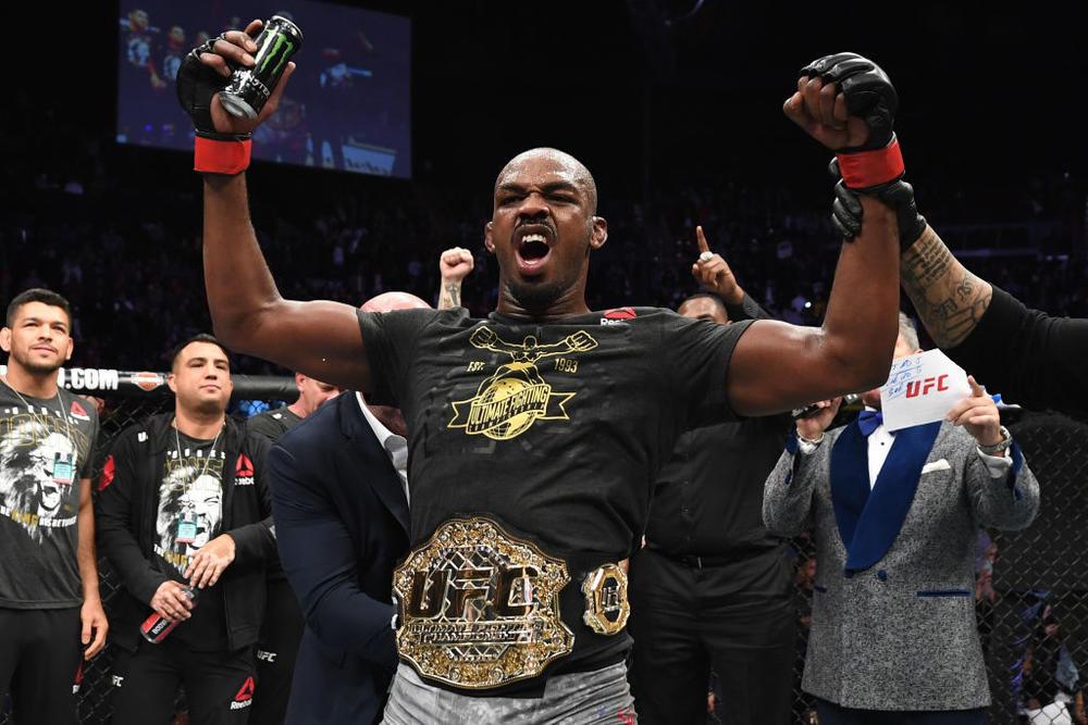 【UFC】ジョン・ジョーンズがグスタフソンに3R KO勝利でライトヘビー級新王者に。アマンダ・ヌネスがサイボーグを衝撃KOで女子初の二階級同時制覇!=UFC232