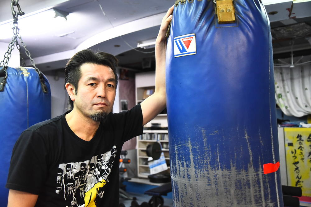 【KNOCK OUT】小林さとし「引退して何十年経っても刀を磨いているから輝きは失っていない」=1.16「ROAD TO KNOCK OUT vol.」で石井宏樹とエキシビションマッチ