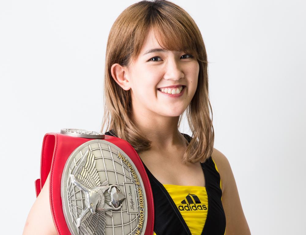 【SHOOT BOXING】MIO、MMAチャレンジでさらに進化「私の一方的な殴り勝ちをお楽しみに」=2月11日(月・祝)SB後楽園大会でTEAM TEPPENの寺山日葵と対戦