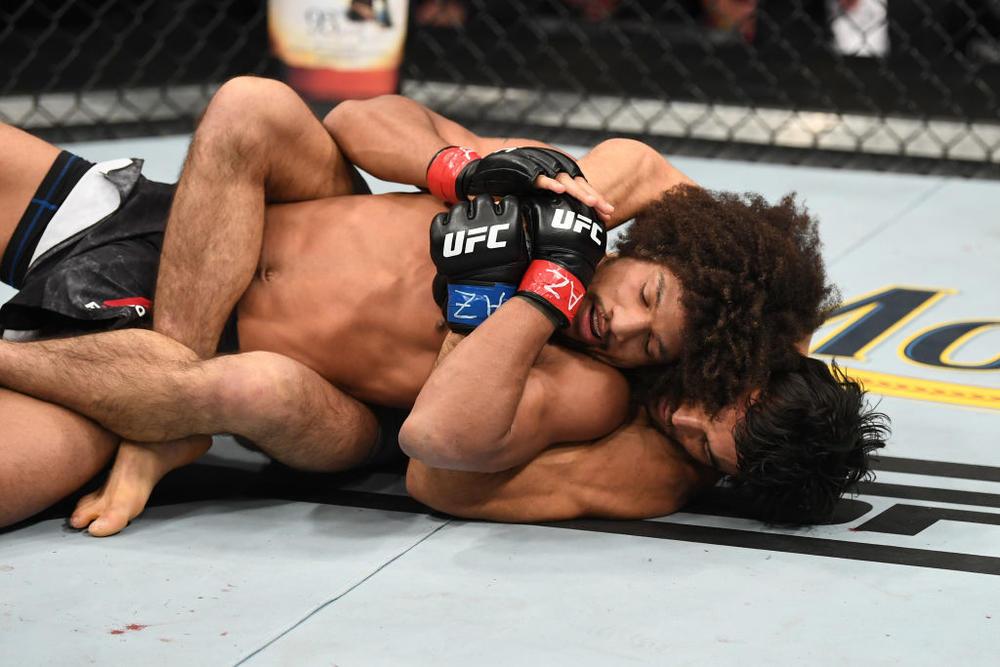 【UFC】クロン・グレイシー「生まれたときからずっと柔術に励んでいるけど、常にMMAを意識したものだった」、ガヌーがヴェラスケスを26秒KO=UFCフェニックス勝者コメント追加