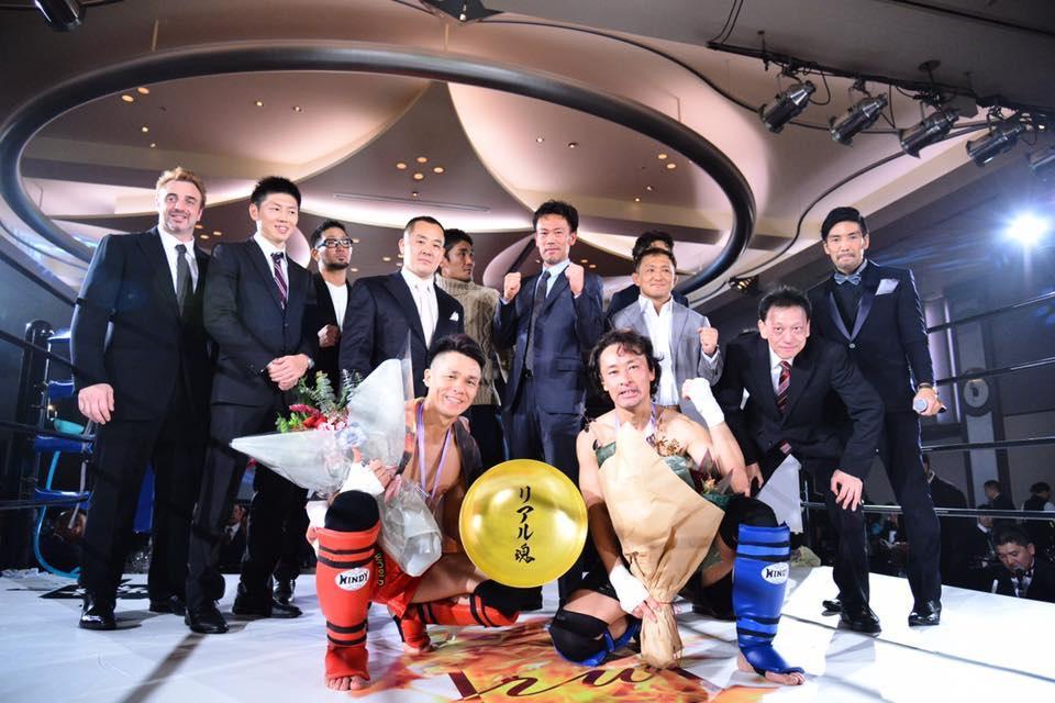 【縁】「KOICHI追悼プロマッチ」でパコム・アッシvs桜木裕司=3月7日(木)『~縁~ 八芳園2019』