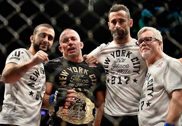 【UFC】ジョルジュ・サン・ピエールが引退発表「自分が携わってきたこのスポーツにポジティブな影響を与え続けたまま、誇りを持って競技から引退する」