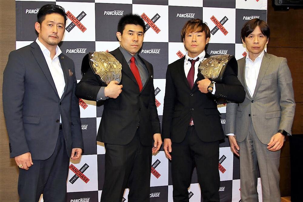 【MMA】PANCRASEがONEとパートナーシップ契約。4月以降のPANCRASE王者はONEと契約。ネオブラT優勝者に「ONE Warrior Series」出場権も。チャトリCEO「日本の格闘技界は新しい時代を迎えようとしている」