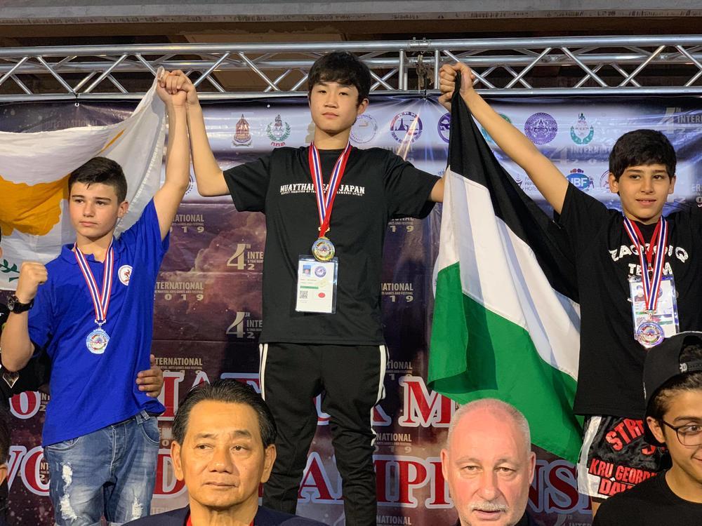【ムエタイ】50カ国が参加、アマチュアムエタイ世界大会で日本チームがメダルラッシュ
