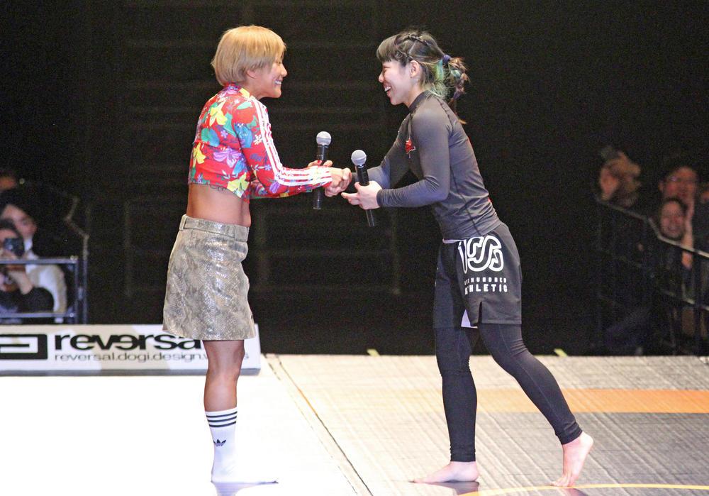【QUINTET】女子QUINTETトーナメント1回戦は湯浅麗歌子率いる「BJJ KUNOICH」vs山本美憂率いる「Sun Chlorella」、エディ・ブラボーの「10th Planet」vs 佐伯繁「DEEP JEWELS」に決定