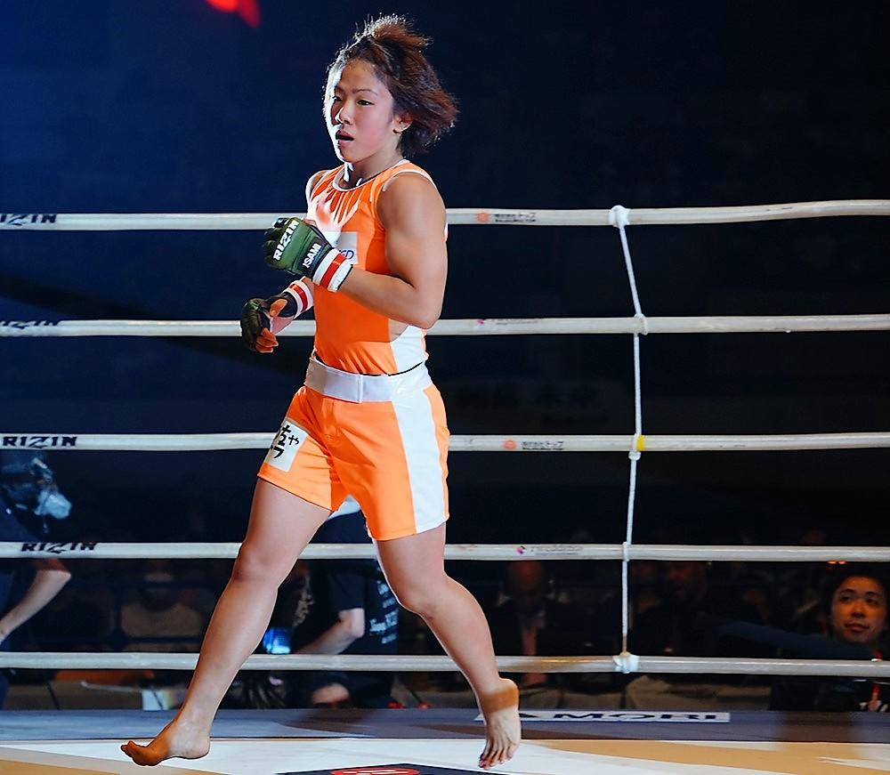 【RIZIN】村田夏南子が緊急参戦「全力で闘いたい」。全試合順が決定=4月21日(日)「RIZIN.15」横浜