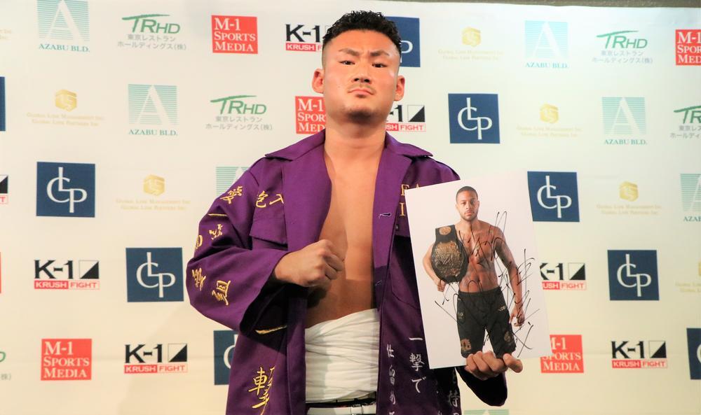 【KRUSH】日本人不敗の王者ピケオーに挑むのは神保克哉「一か八かの特攻もあり」