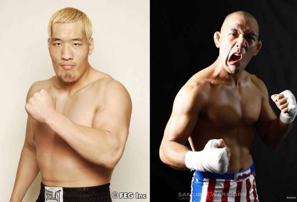 【巌流島】チェ・ホンマンが初参戦、韓国相撲横綱の実力発揮なるか
