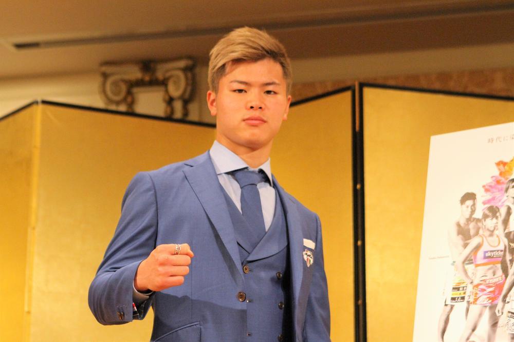 【RIZIN】那須川天心がISKA世界王座に挑戦、2階級制覇と世界三冠王目指す、連戦も「問題ない」