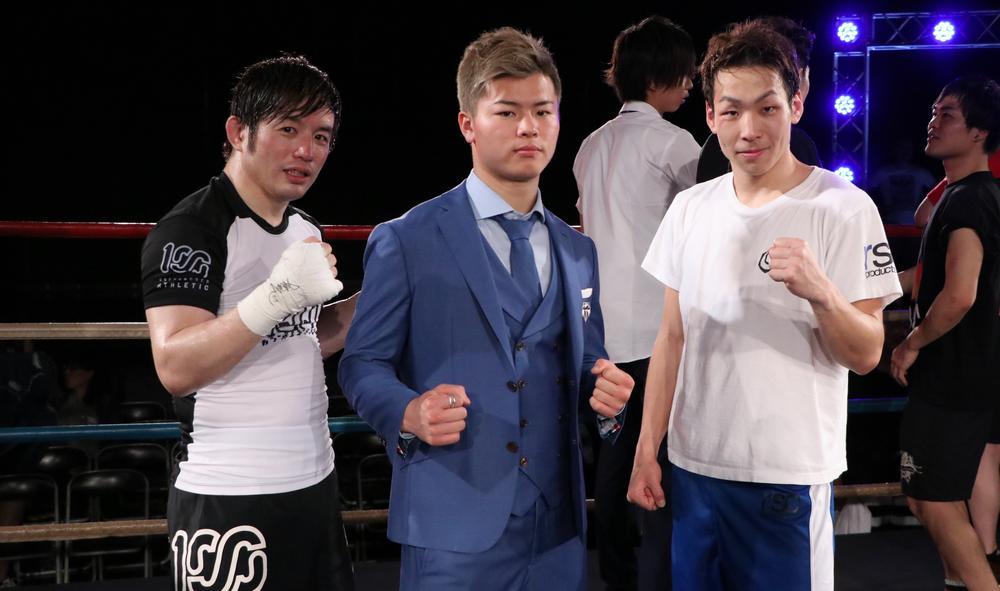 『那須川天心にボクシングで勝ったら1000万円』優勝はアウトサイダー王者の放送作家と元アマチュアボクサー