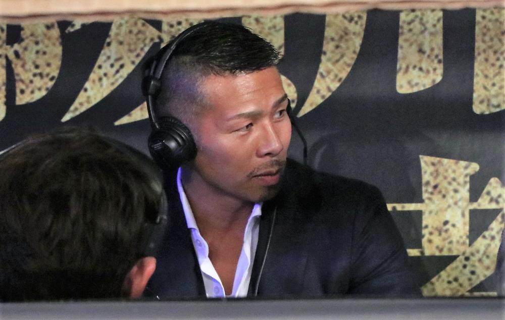 元世界王者・内山高志が語った那須川天心の強さ「ボクシングも凄く才能があると思う」