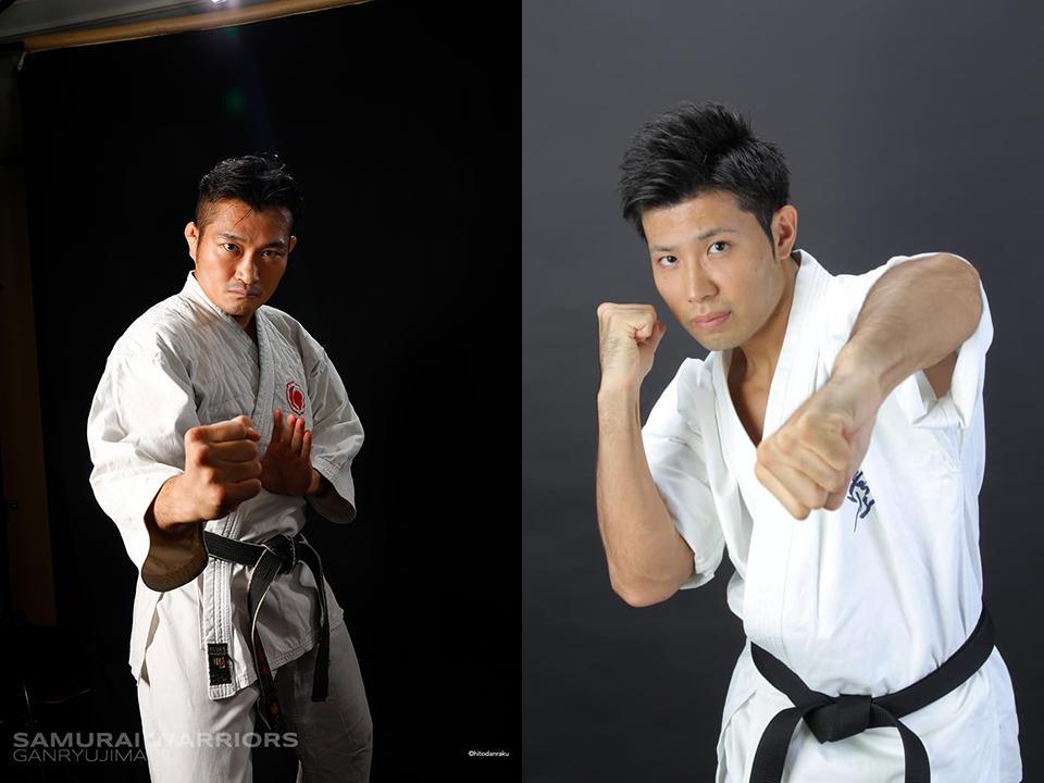 【巌流島】数見空手に続いて高久空手からも参戦、日本拳法の左禅丸と異種格闘技戦