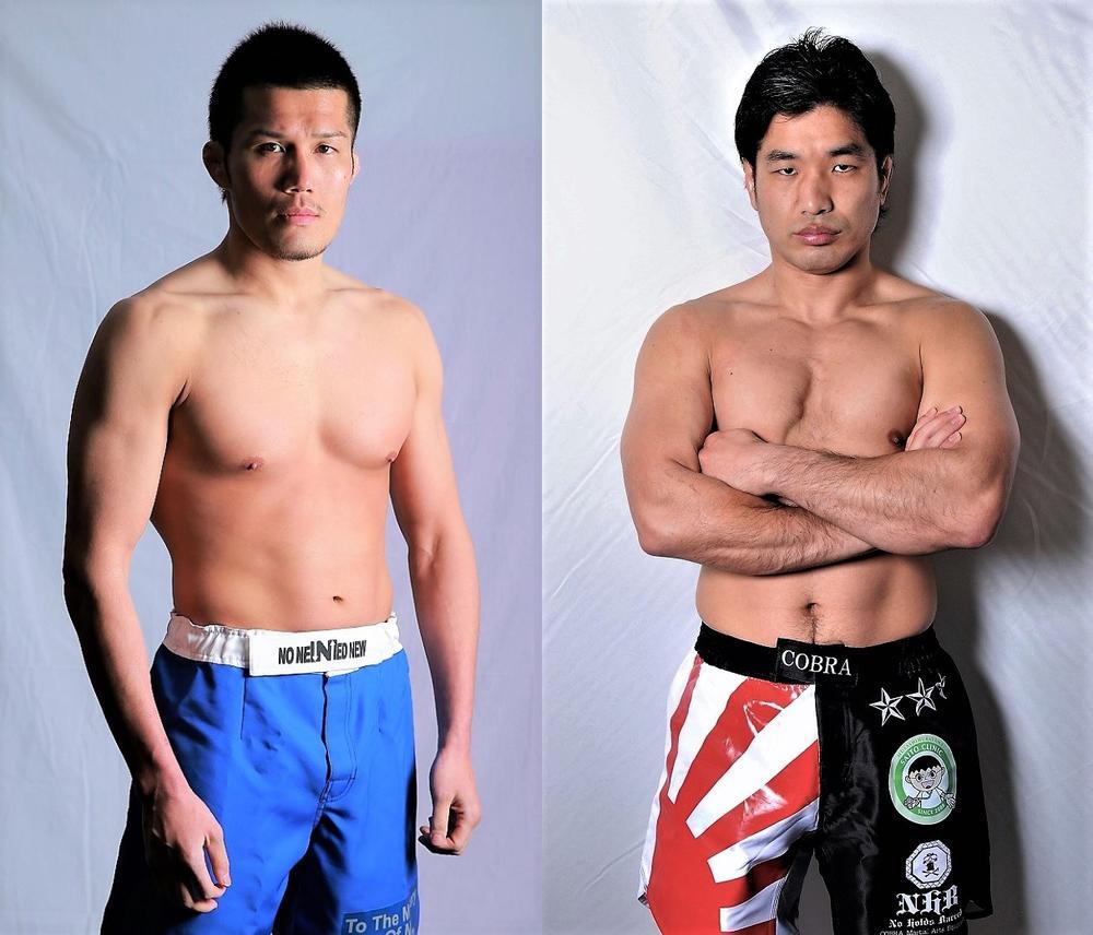【DEEP】悠太vs佐藤洋一郎の元王者対決、Fighting NEXUSから初代バンタム級王者・渡部修斗が初参戦
