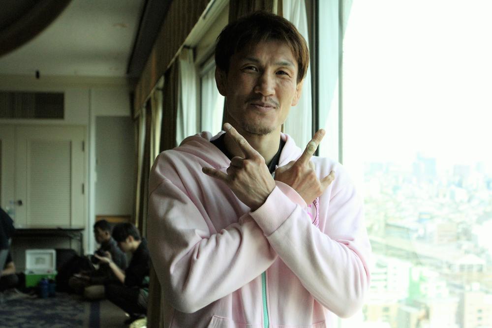 【DEEP】挑戦者・DJ.taiki「この試合だけに賭ける。この試合で引退してもいいと思っている」