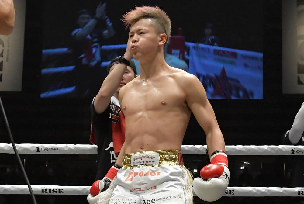 『那須川天心にボクシングで勝ったら1000万円』敗者復活枠は亀田大毅に勝った元世界王者テーパリット