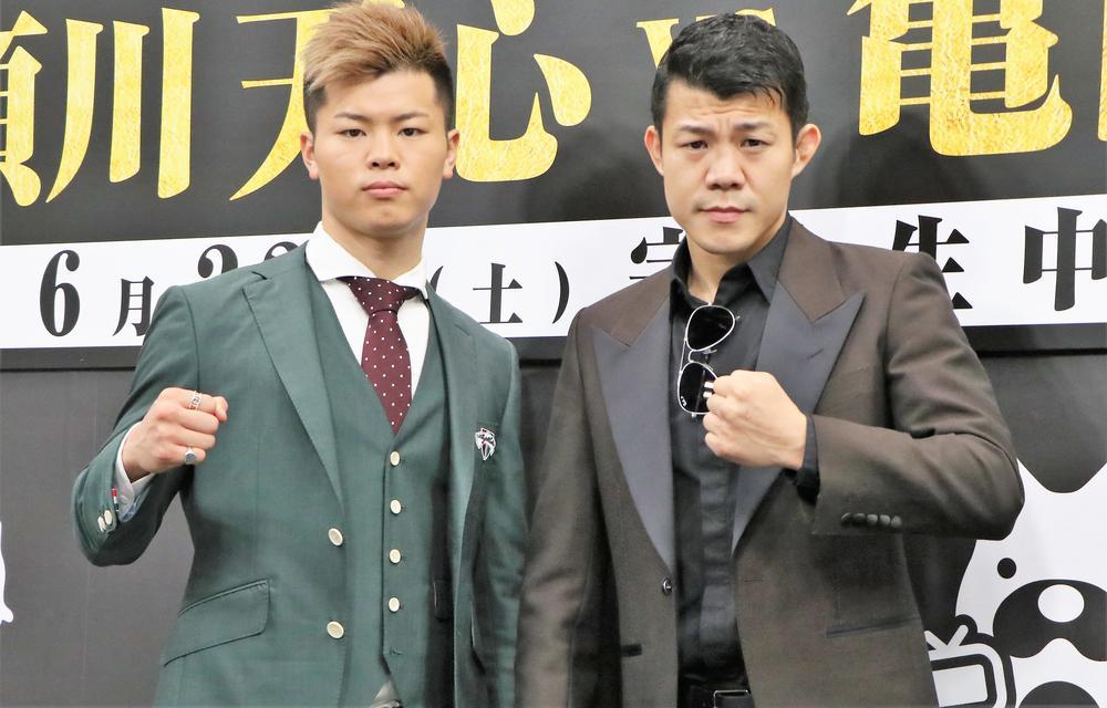 亀田興毅が那須川天心のボクシングを高評価「2戦目で世界タイトルマッチに行ってもおかしくないくらいのレベルにある」