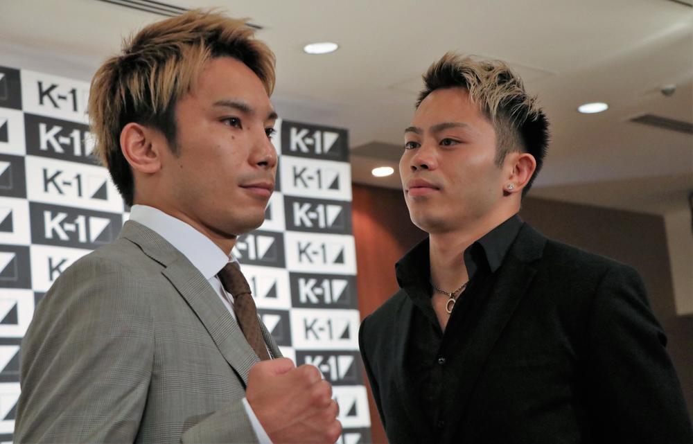【K-1】ギラつく不可思「全部奪ってやる」、フラットな佐々木大蔵は「1人の男として試合を楽しめれば」