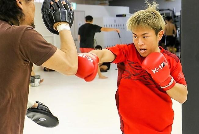 【K-1】KRUSH王者・晃貴「1回戦は出来れば早いラウンドで倒したい」、決勝は武居由樹との対戦を熱望