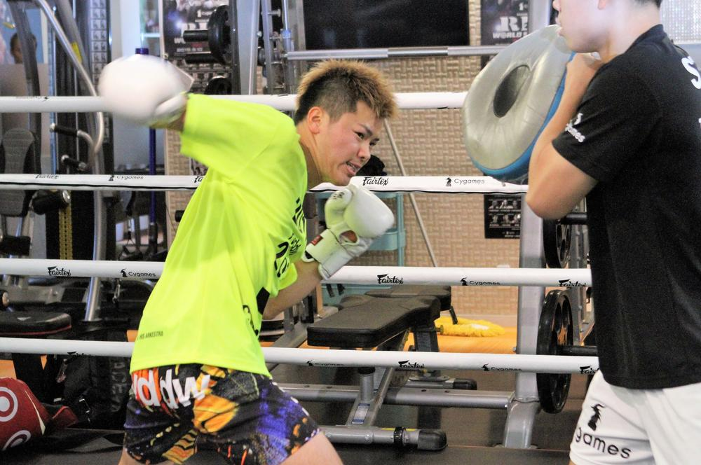 【RIZIN】那須川天心、井上尚弥から強い刺激「負けていられない。ジャンルを超えて強くなりたい」
