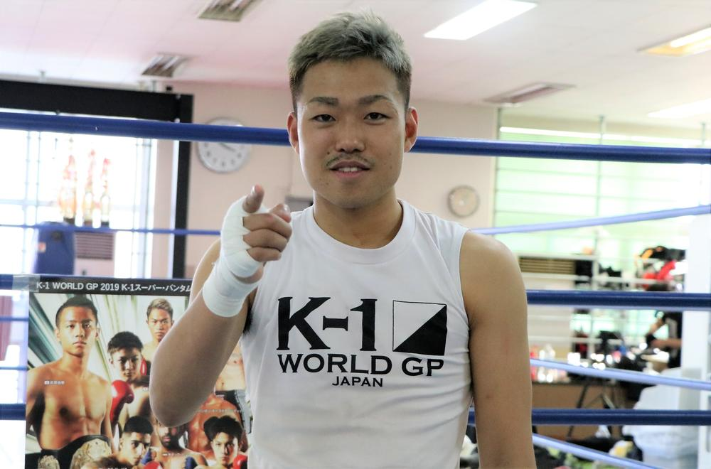 【K-1】今年に懸ける芦澤竜誠「K-1の神が俺に味方する。武尊? 皇治? 違う、今後のK-1もいまや芦澤だから」