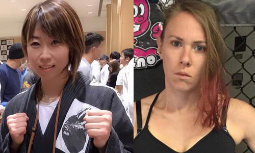 【DEEP JEWELS】ライカに勝利した藤田大和の姉・藤田翔子がキックルールで参戦。全カードが決定