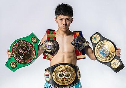 【BOM】日本人初のムエタイ2大殿堂制覇・名高の次の目標は「スーパーチャンピオンに勝っての外国人初ラジャ2階級制覇」