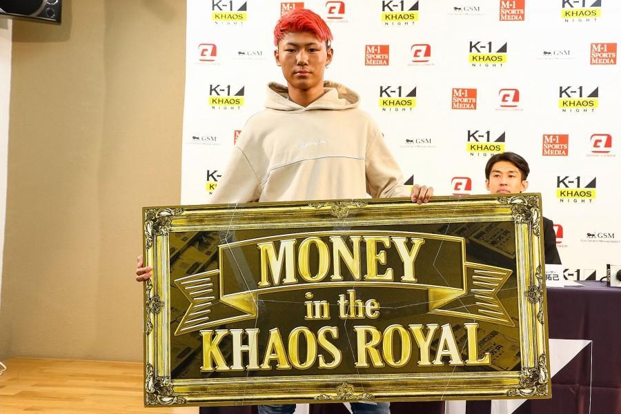 【K-1 KHAOS】ワンデートーナメントを3勝2KOで制した17歳・龍華、目指すはK-1甲子園優勝そしてKRUSH王座