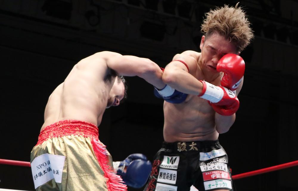 【ビッグバン】37歳・駿太が60戦目を一撃KOの勝利で飾る、愛鷹亮はOD・KENを秒殺KO