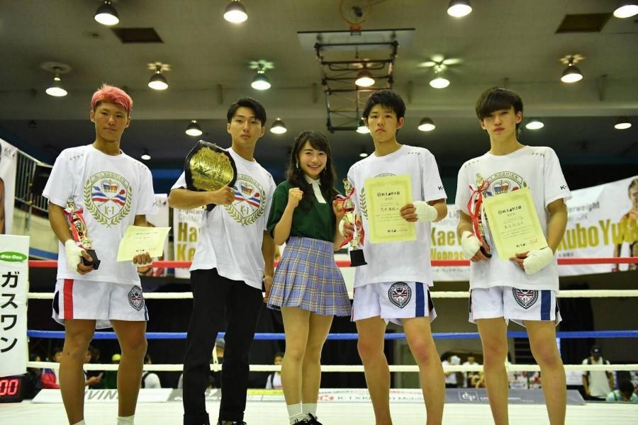 【K-1甲子園】東日本予選から開幕、PR大使の西京佑馬「今年も全階級レベルが高い」