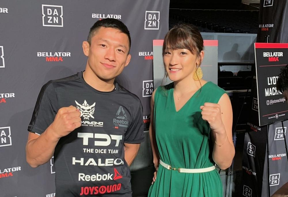【Bellator】RENAと堀口恭司が合流、現地メディアからは「なぜRENAではなくKUBOTAなのか?」