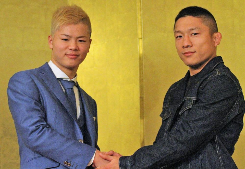 【Bellator】那須川天心が快挙達成の堀口恭司に祝福メッセージ、海外での試合に「俺もしたいなぁ」