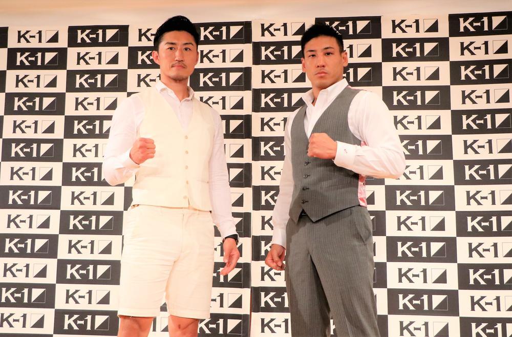 【K-1】2018年ベストバウト男の山崎秀晃「バチバチ行きます」宣言、しかし平山迅は「俺はそんなに打ち合わない」