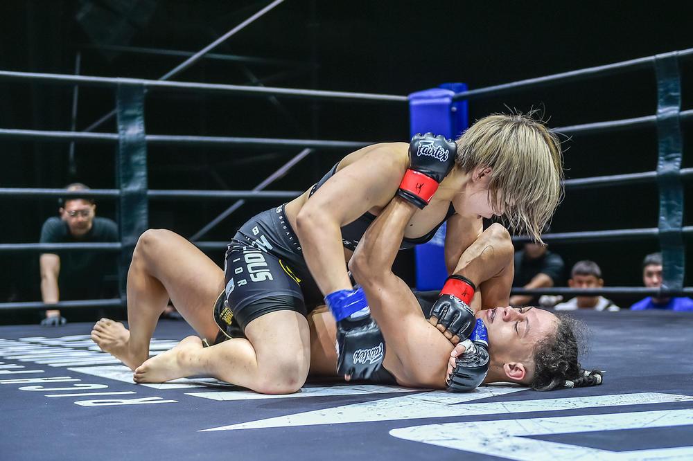 【ONE】SARAMIが一本勝ち&長田拓也がTKO勝利! 前HEATバンタム級王者ミョンギュが敗れる=ONE Warrior Series 6
