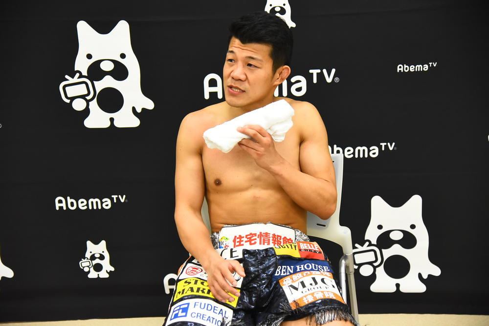 亀田興毅が那須川天心戦を終えて「亀田興毅ができる全てのことを出して終わることができた」ボクシングへの想いも熱弁
