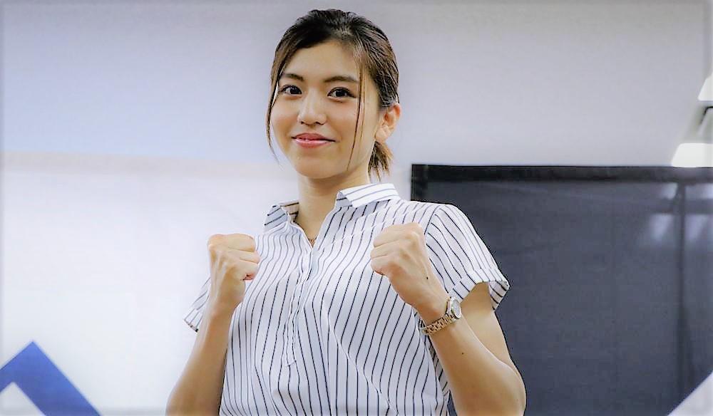 【KNOCK OUT】グラビア出演も決定したぱんちゃん璃奈、初めてのタイプ相手も「いろいろな技を出す」