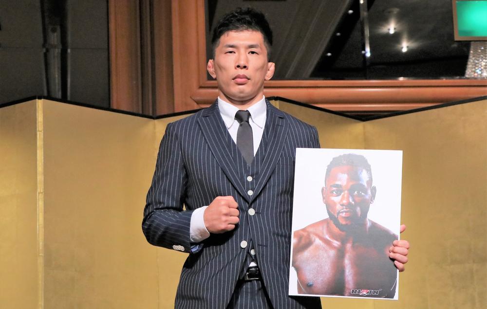 【RIZIN】元UFC水垣偉弥がマネル・ケイプと対戦、「堀口恭司と戦うためにここへ来た」=8月18日(日)「RIZIN.18」愛知