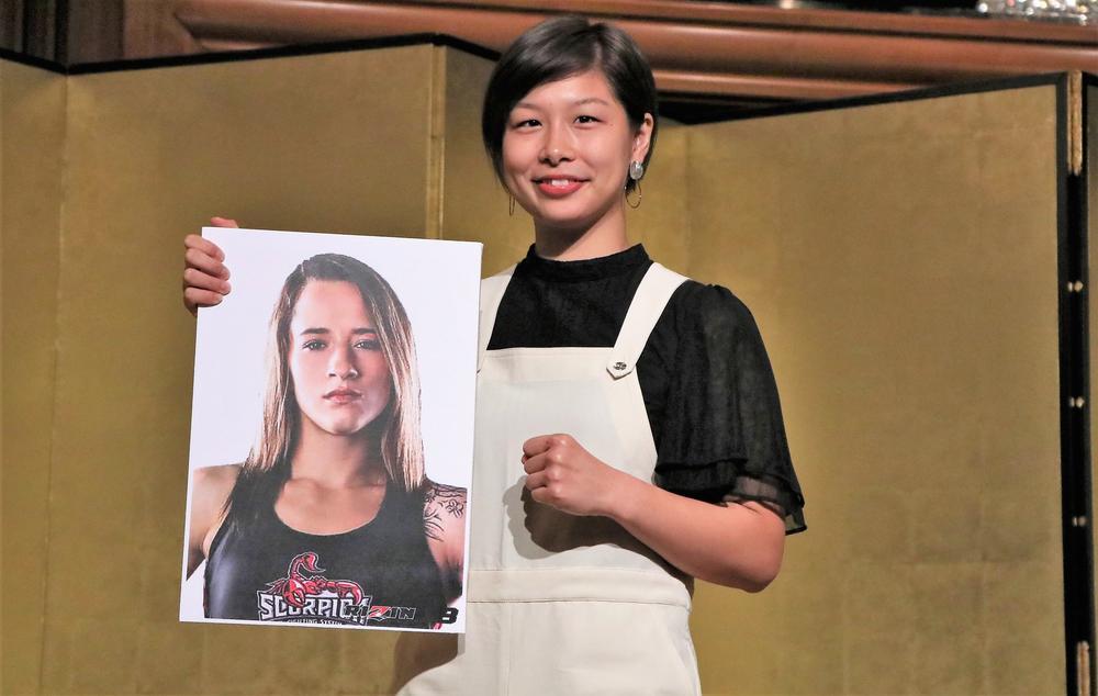 【RIZIN】浅倉カンナが元五輪候補のレスラーと対戦「死ぬ気で頑張ります」、JEWELS王者・前澤智は「女性格闘家の未来に貢献できるような試合を」