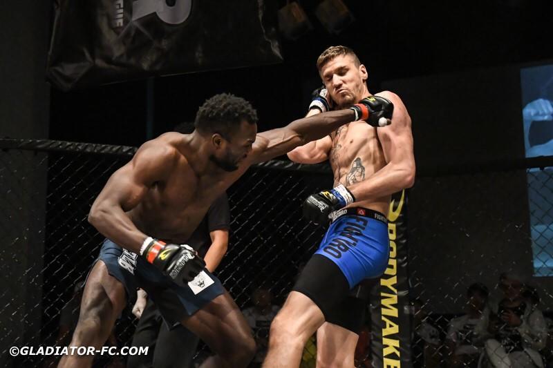 【GLADIATOR】元UFCチョープがラウェイの借りをMMAで返す! ダリに勝利しGRAND王座をかけた3度目対戦をアピール