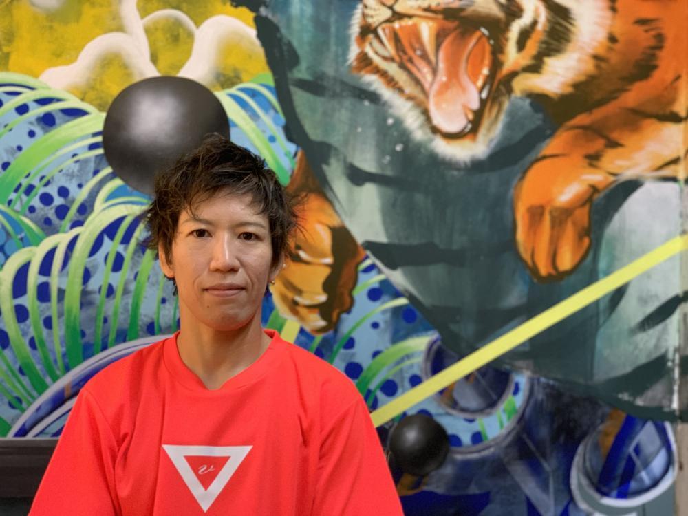 【修斗】美術から格闘技へ、黒部三奈「格闘技をしている今の方がアートです」=7月15日(月・祝)修斗・後楽園