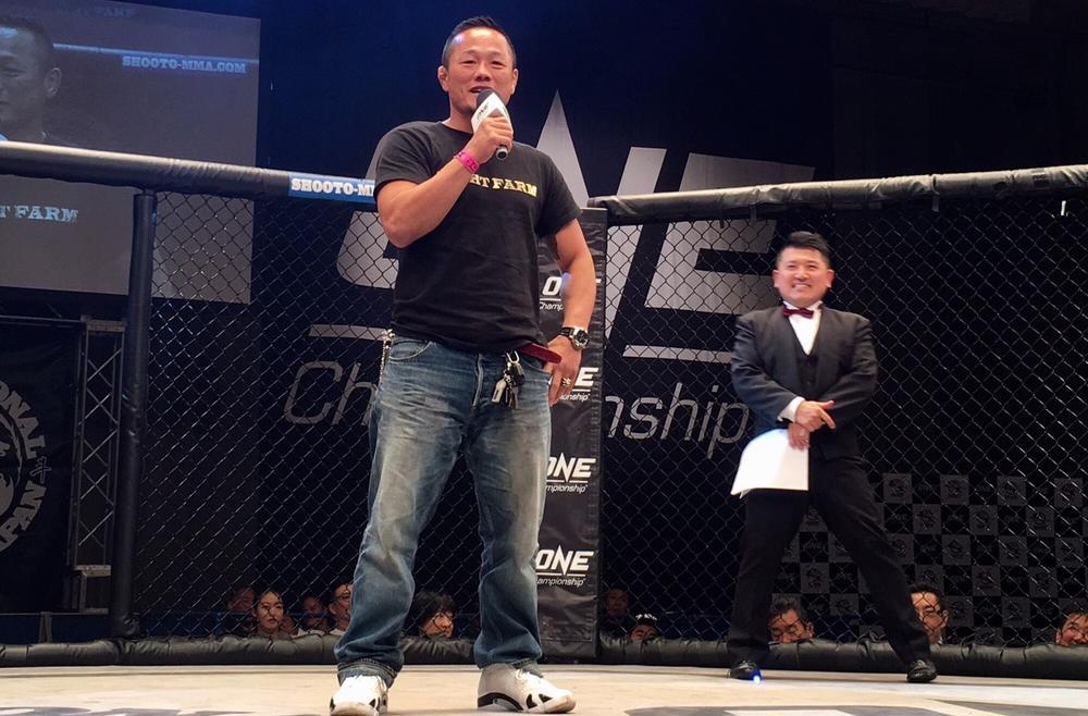 【修斗】高谷裕之が9月に12年ぶりの出場決定「最後、修斗で若い人たちに何か伝えられればと思っています」