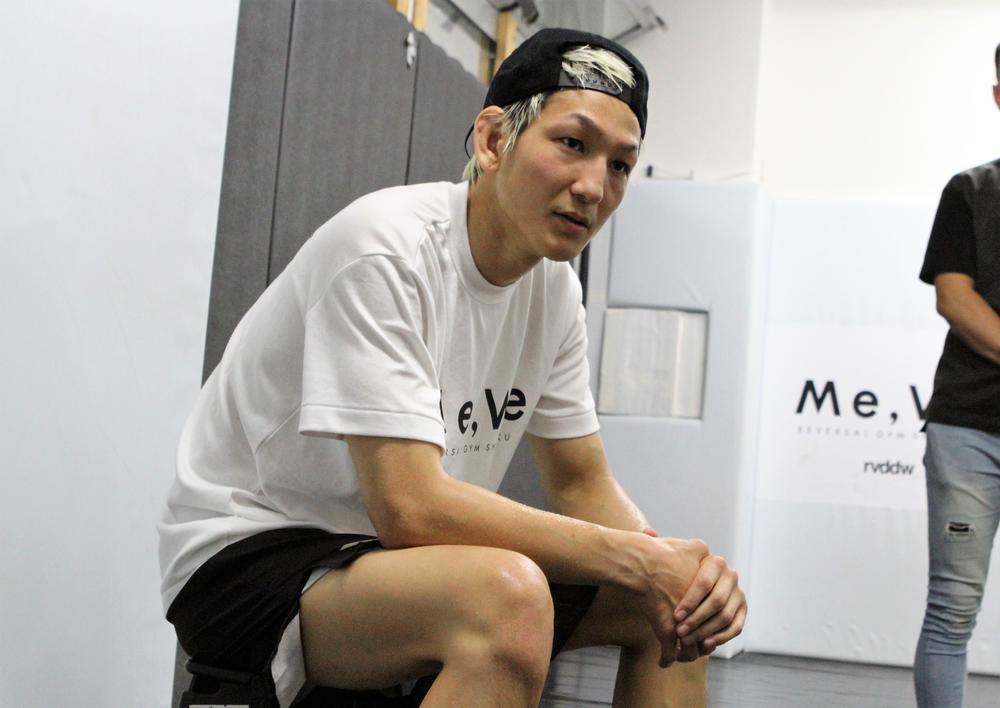 【RIZIN】石渡伸太郎と対戦する佐々木憂流迦、減量から内臓疾患の恐怖を語る