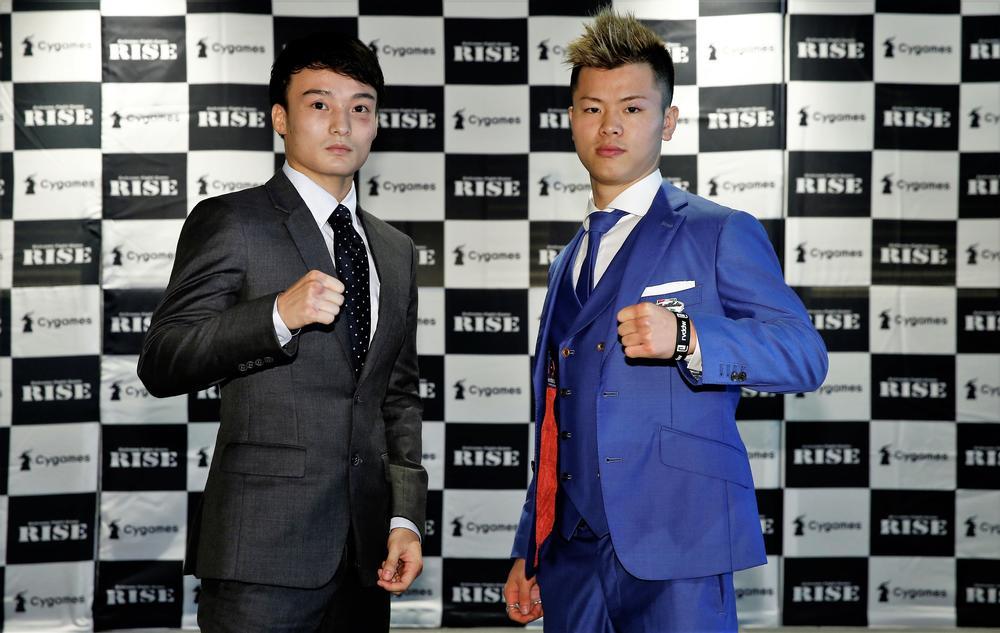 【RISE】那須川天心、決勝で戦う志朗は「日本人最後の最強の選手」と評価「KO決着で終わらせたい」