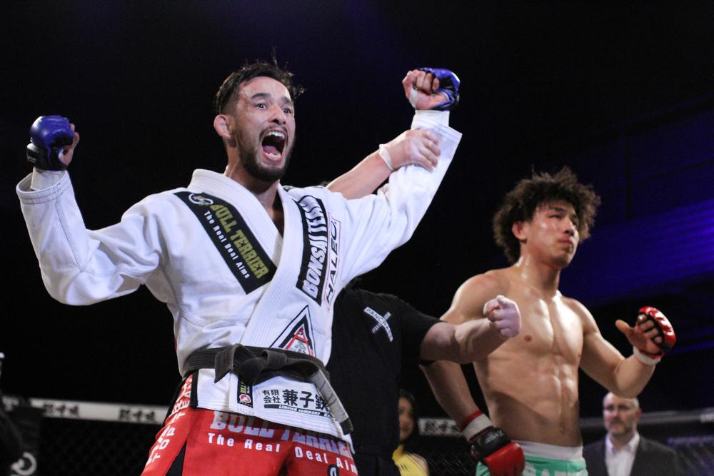 ONE】元KSW王者クレベル・コイケがウィッキーと対戦! 石井逸人vs古間 ...