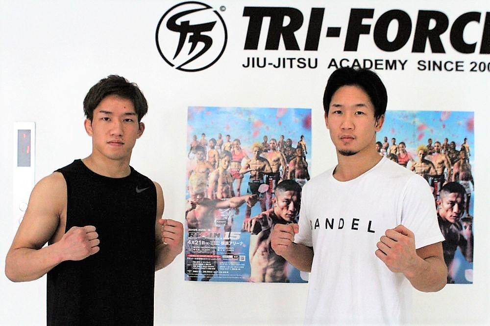 【RIZIN】朝倉未来、堀口恭司と対戦する弟・海の勝利を予告「次は弟を勝たせる」