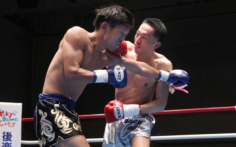 【J-NETWORK】36歳・堀口貴博がデビューから15年、KO勝ちで初タイトル獲得