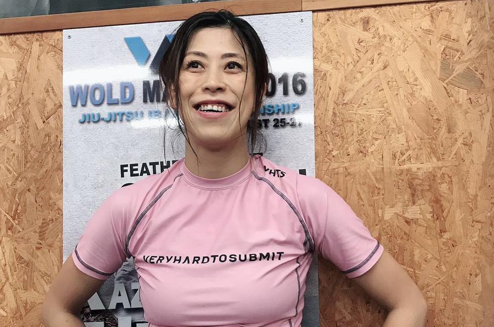 【DEEP JEWELS】12年ぶりにリングへ上がる井上智子「室温30度以上の中でいつもトレーニングしています」