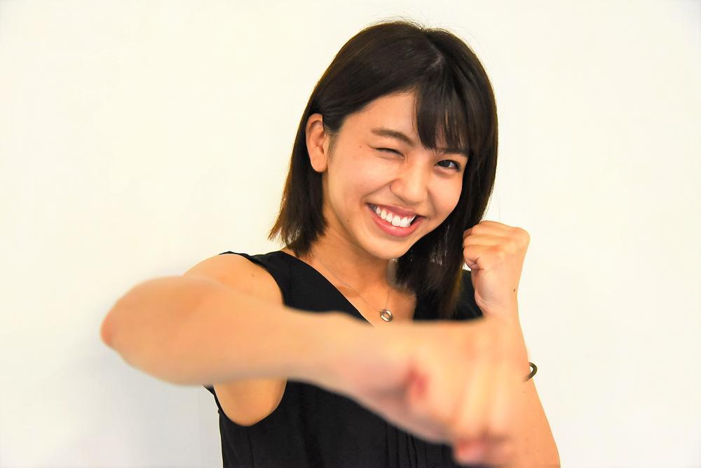 【KNOCK OUT】初参戦目前のぱんちゃん璃奈「KNOCK OUTの女子エースにならないといけないと思ってます」