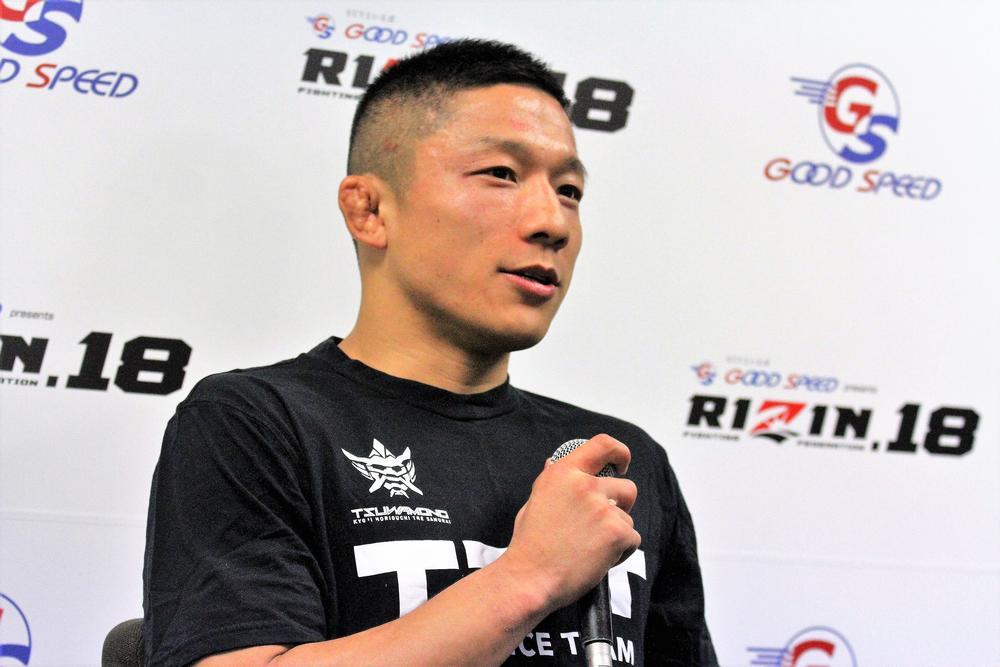 【RIZIN】堀口恭司、試合後コメント「すごい悔しいので。すぐにでも再戦したい」