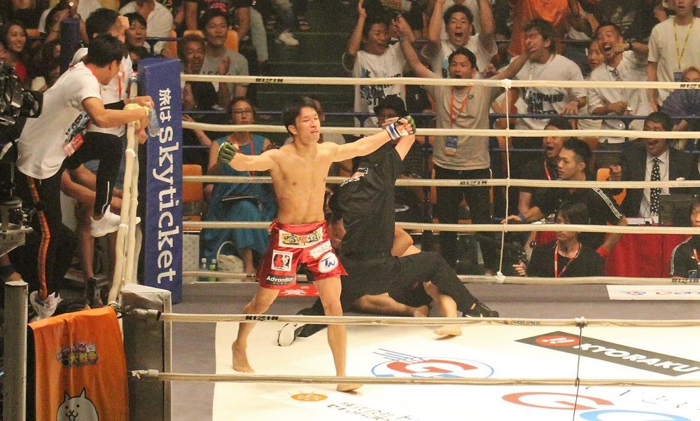 【RIZIN】朝倉海が堀口恭司攻略とUFCについて語る、兄の朝倉未来は「弟が勝ったのはマグレじゃない」