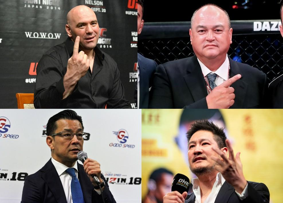 【MMA】10月12&13日は格闘技大戦争に──ONEが両国大会を昼夜2大会で開催、RIZINも連日開催か